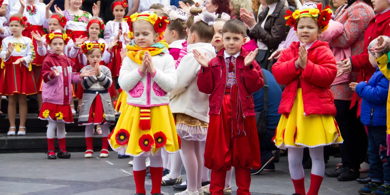 У Львові проходить Міжнародний фестиваль «Єднаймося, друзі!»
