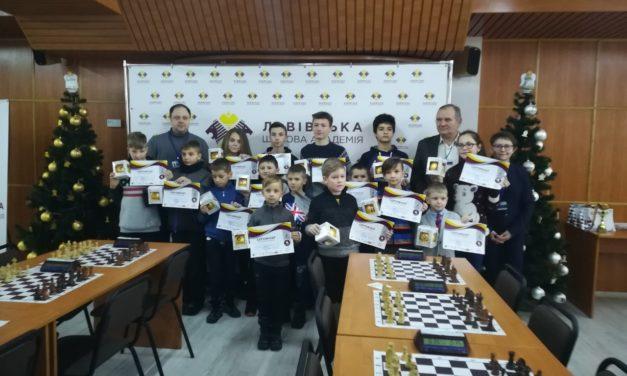 """Відкритий шаховий фестиваль """"Маланка у Львові"""""""
